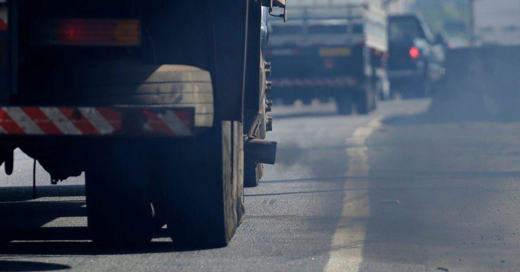 Captation de CO2, un espoir du côté des camions !