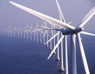 Parc éolien Off-shore