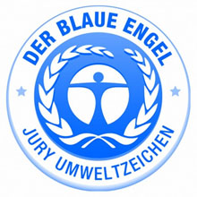 Label Blauer Engel Allemand