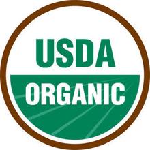 Label Américain USDA
