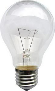 L'ampoule à incandescence