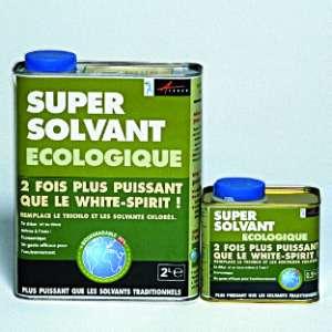 Solvant écologique
