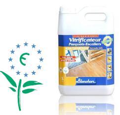 Vitrificateur avec label écologique européen