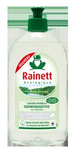 Liquide vaisselle écologique - Rainett