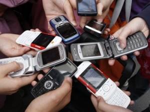 Les ondes électromagnétiques dues au téléphone portable