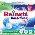 Tablettes Lave-vaisselle ecologiques - Rainett