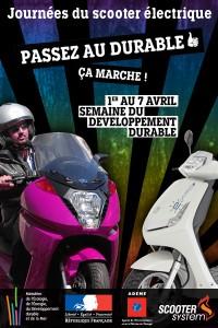 journées scooter électrique 2010