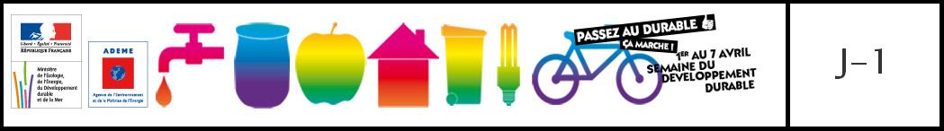 semaine du développement durable du 01 au 07 avril 2010