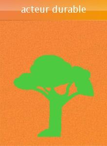 l'arbre de acteur durable