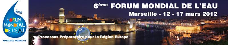 forum mondial de l'eau marseille 2012