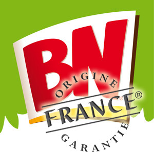 la Biscuiterie Nantaise (BN) reçoit le label « Origine France Garantie»