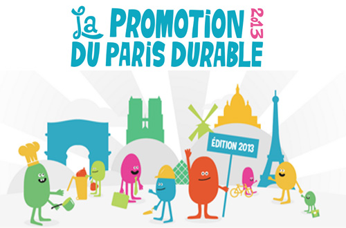 Promo paris durable