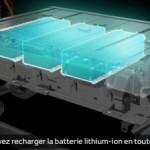 Rechargement de la batterie au Lithium de la Prius