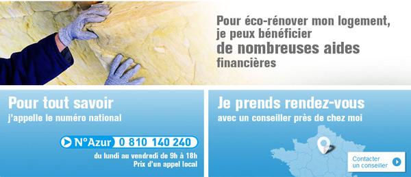 aides financières pour l'éco-rénovation, toutes les infos sur http://www.renovation-info-service.gouv.fr/