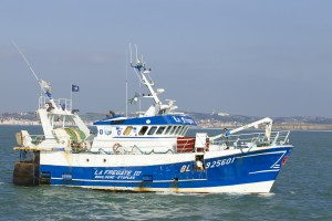 bateau la fregate, boulogne sur mer