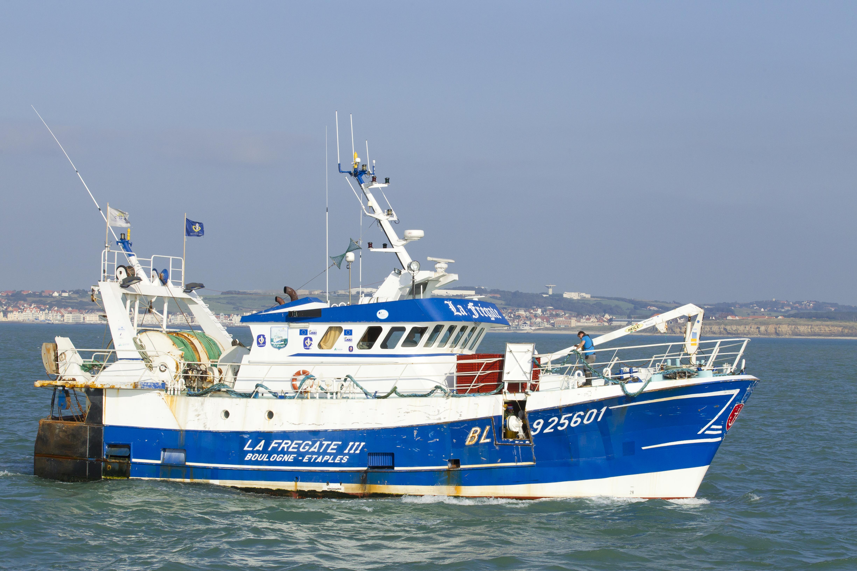 bateau de peche boulogne sur mer