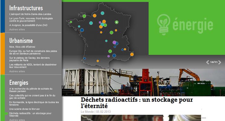 """Tour de France des """"grands projets inutiles"""""""