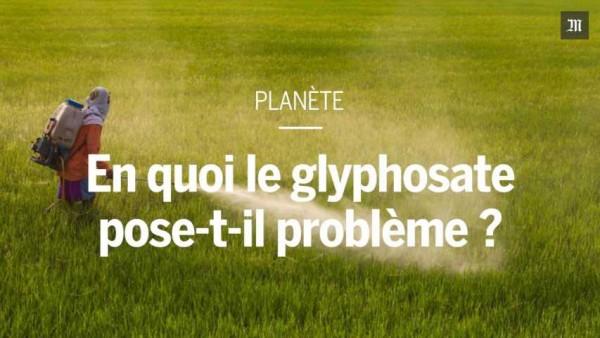 Glyphosate