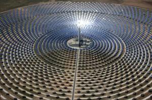 centrales solaire thermodynamique à tour