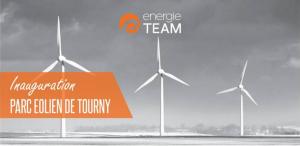Ralf Grass Président d'energieTEAM, 3e exploitant français d'énergie éolienne, inaugurera le parc éolien de Tourny (27)