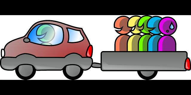 mobilité et covoiturage