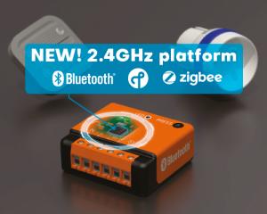 La nouvelle plateforme 2.4GHz Bluetooth, Zigbee et Thread