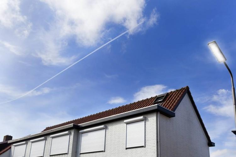 Le volet roulant solaire
