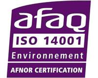 la Certification ISO 14001 trace un cadre qu'une entreprise ou une organisation peuvent appliquer pour mettre sur pied un système efficace mais ne donne aucune garantie sur la performance environnementale de l'entreprise